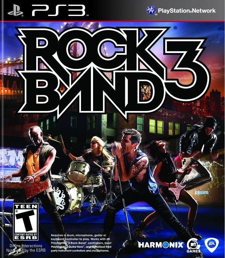 摇滚乐队3(rock band 3)图片