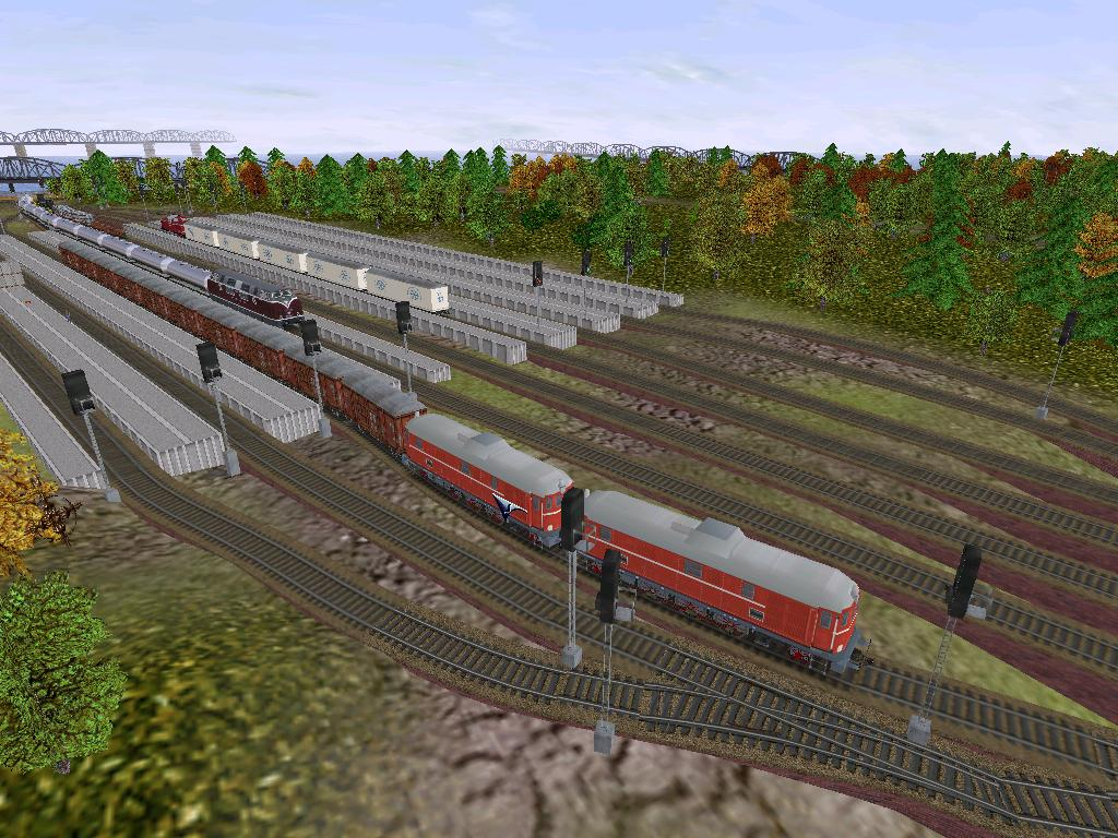 新铁路大亨