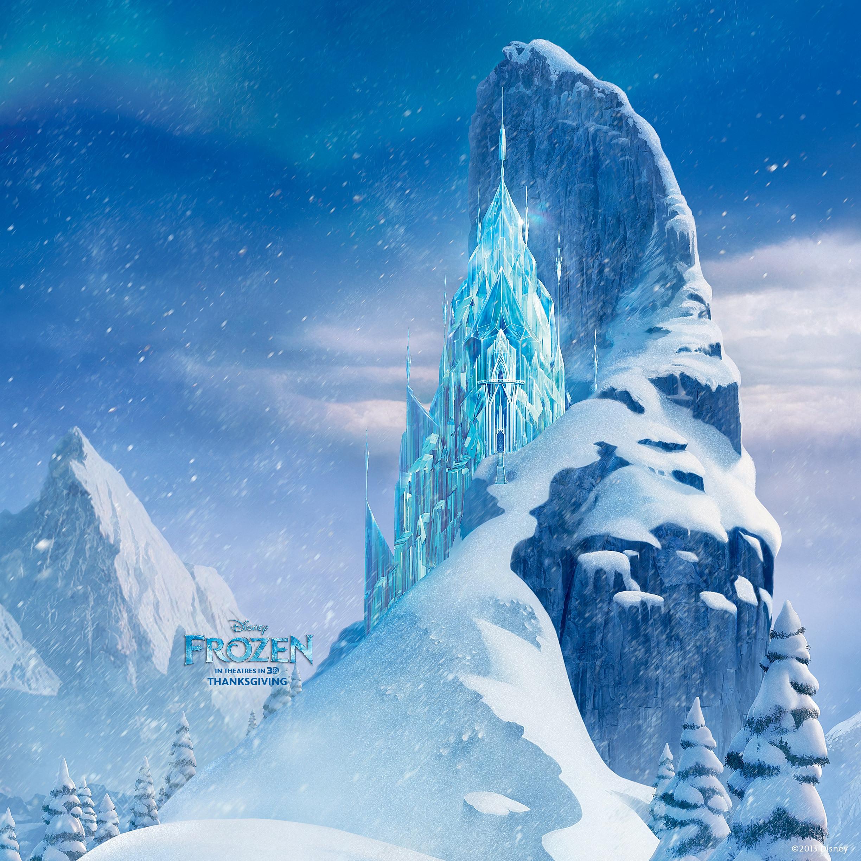 冰雪奇缘壁纸图片