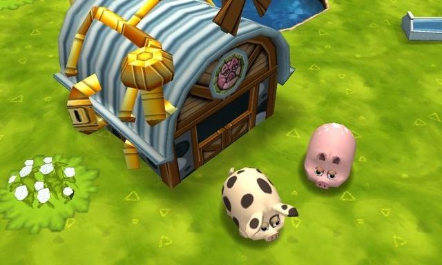 快乐动物牧场3d(funky barn 3d) - 游戏图片 | 图片