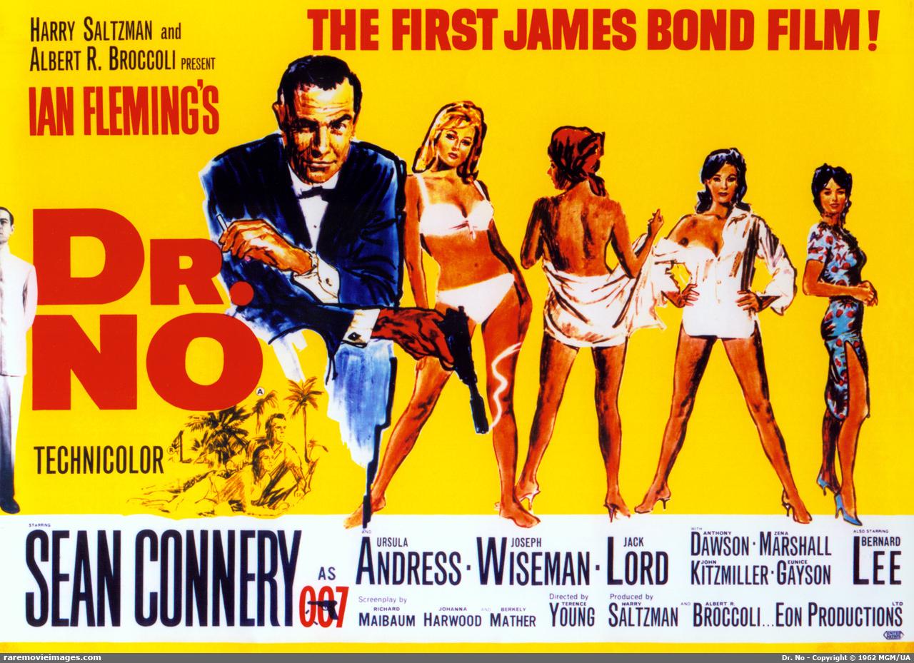007系列01:諾博士