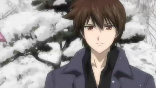 日本动漫男主角帅气