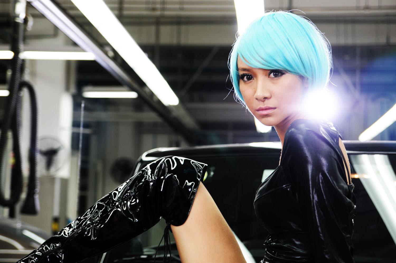 模特魅影ghost of model