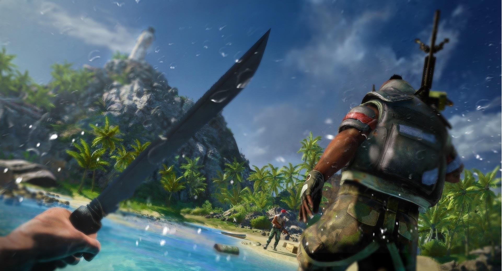 孤岛惊魂3(far cry 3) - 游戏图片   图片下载   游戏