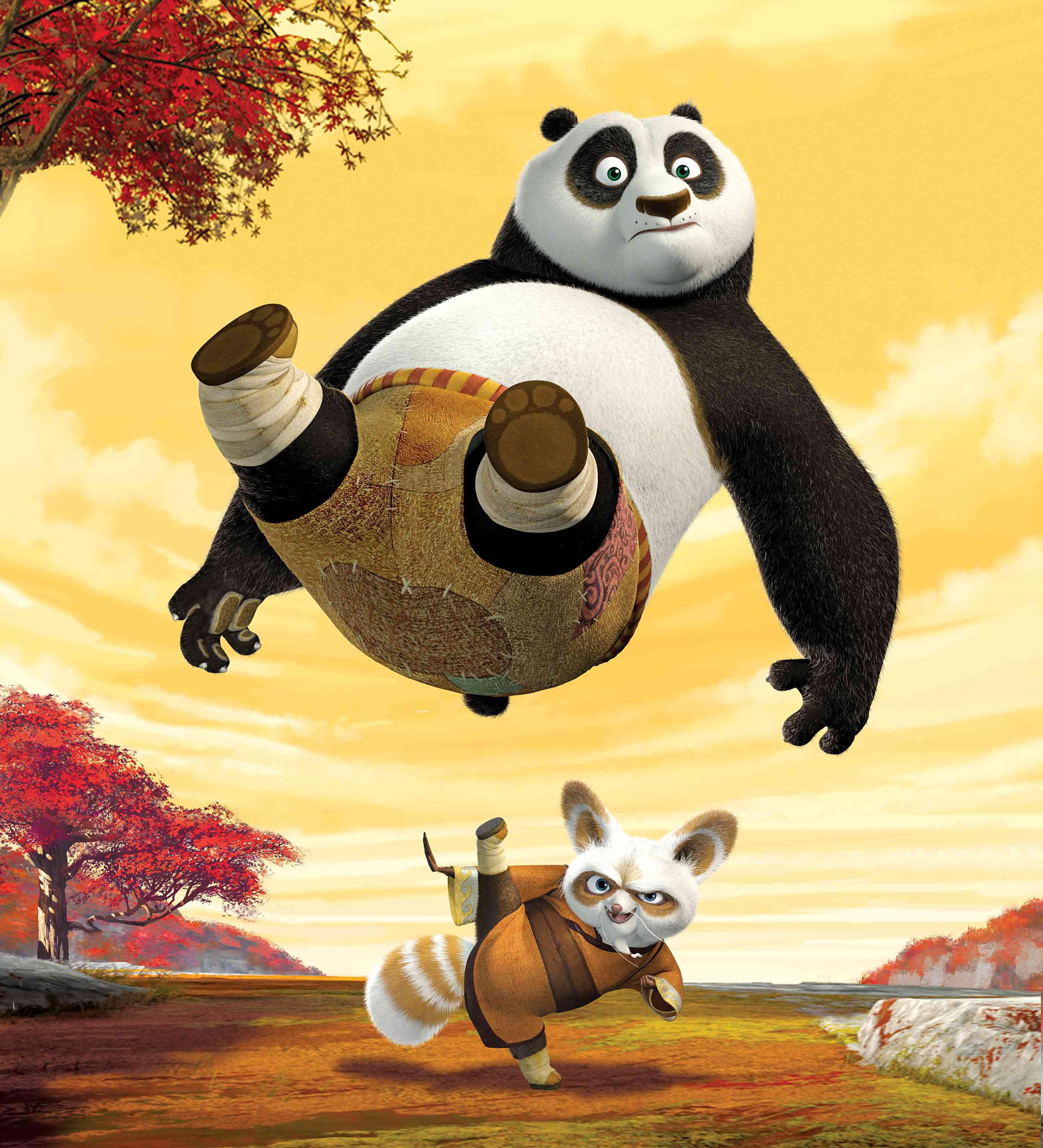 功夫熊猫2 kung fu panda
