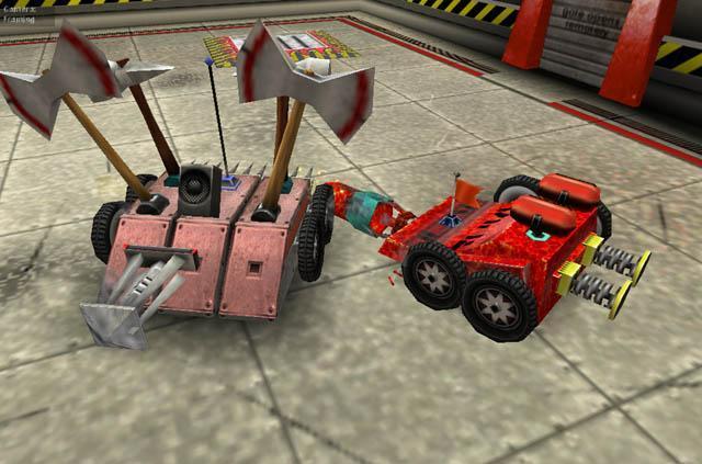 机器人大擂台2:设计与破坏