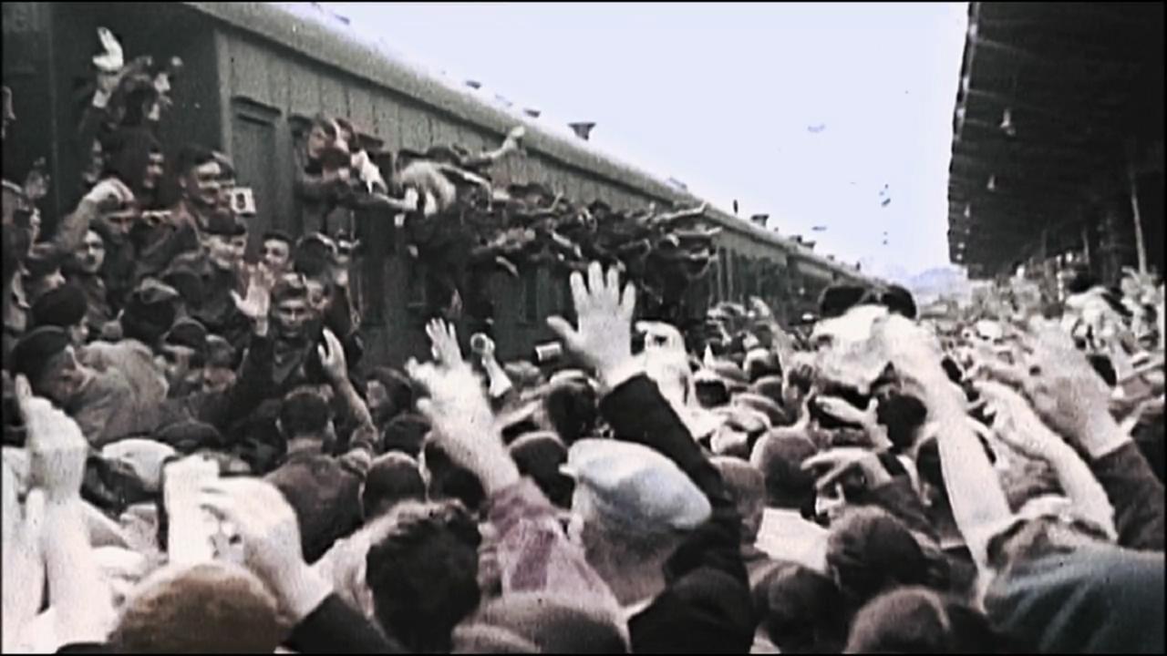 天启:第二次世界大战