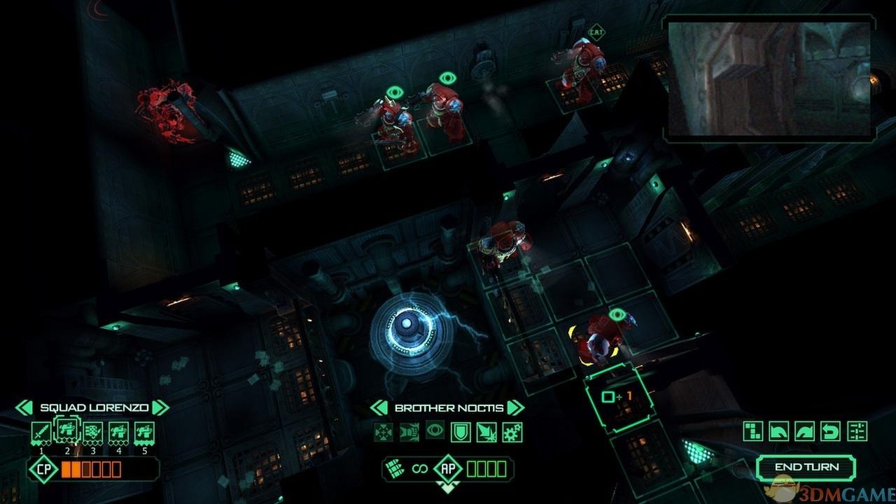 《太空巨人:痛苦预兆》(Space Hulk: Harbinger of Torment)免安装硬盘版