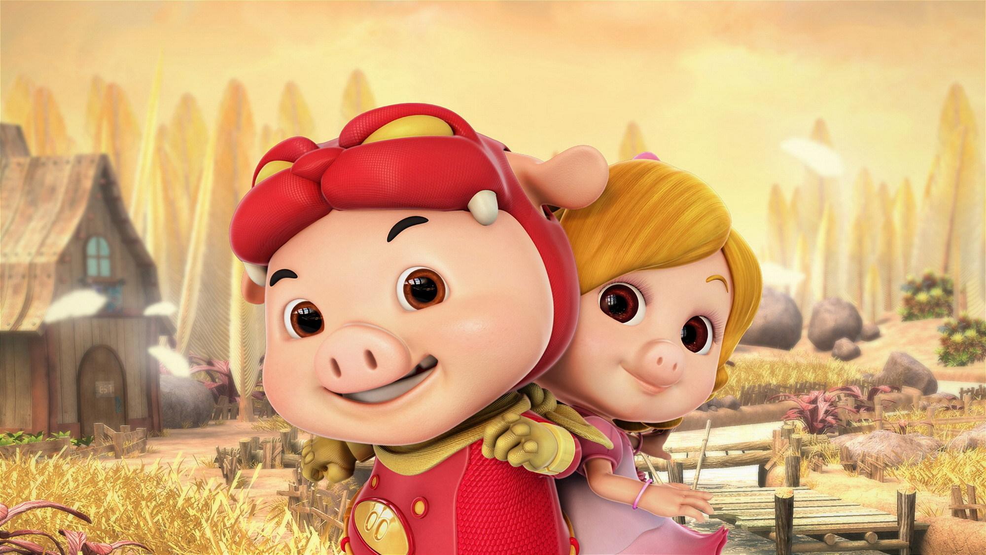 猪猪侠3 - 动漫图片 | 图片下载 | 动漫壁纸 - verycd