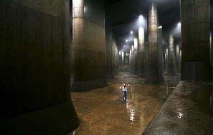 東京下水道:近乎偏執的細致設計