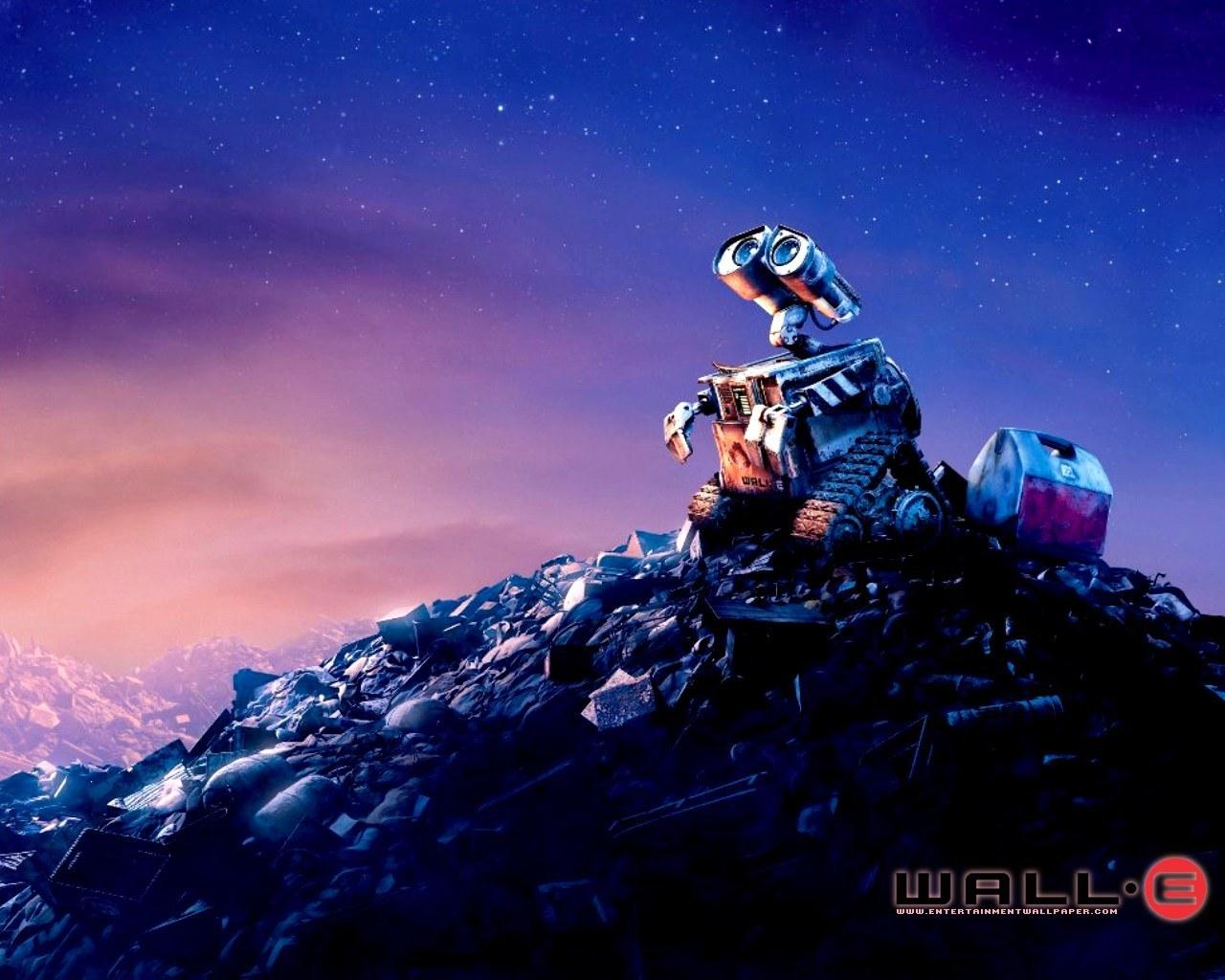 瓦力;; 机器人总动员海报-4399动漫网.; 机器人总动员
