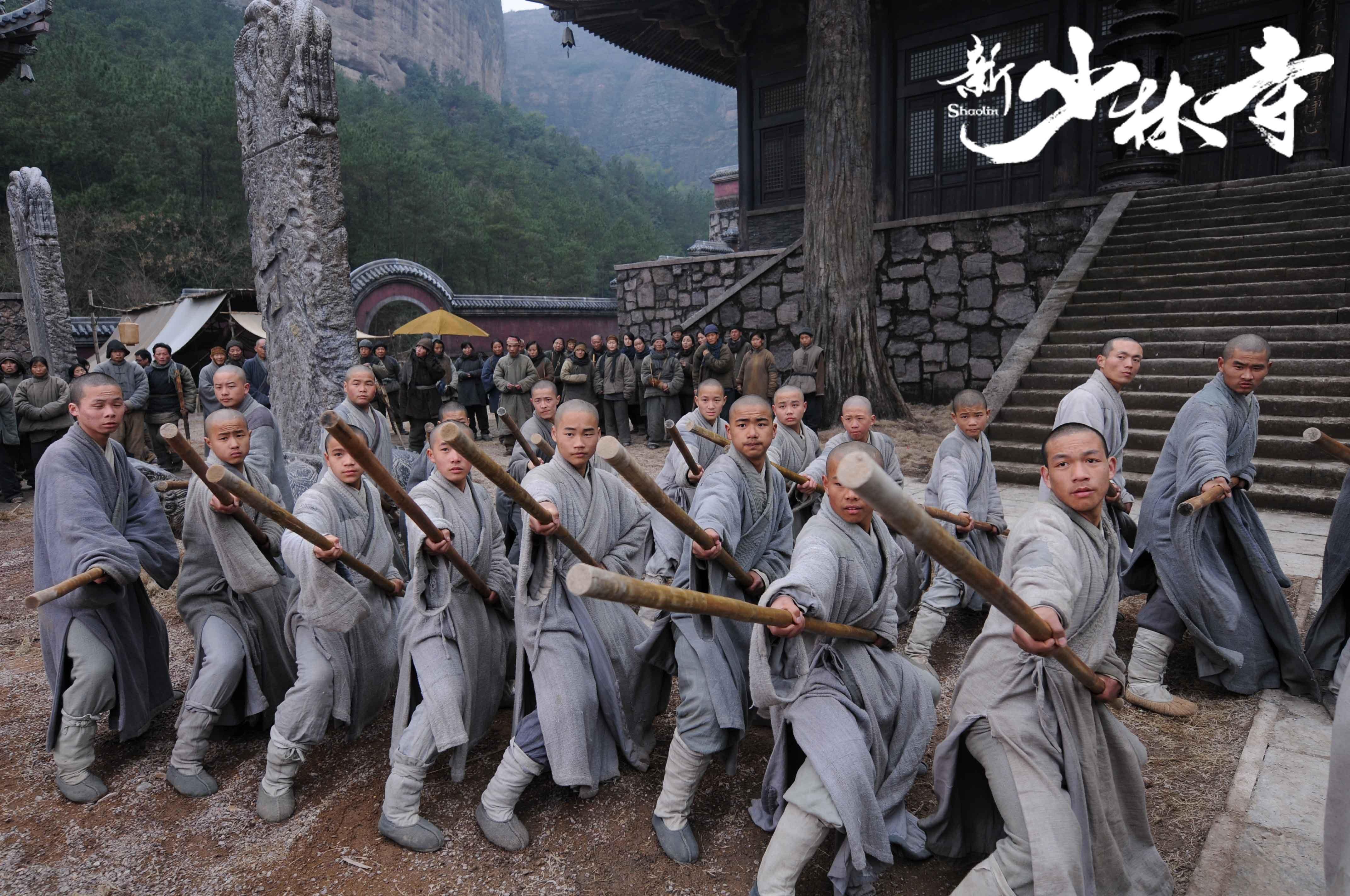 刘德华新少林寺歌曲_新少林寺(Shaolin) - 电影图片 | 电影剧照 | 高清海报 - VeryCD电驴大全
