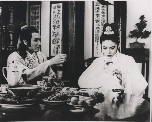 【剧照】1978年《真白蛇传》黑白大幅剧照_林青霞吧_百度贴吧