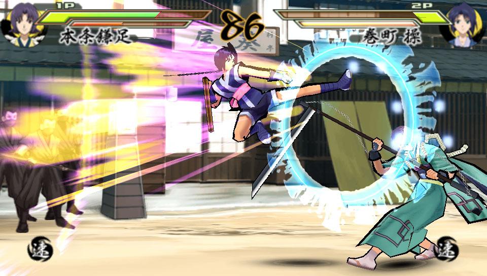 浪客剑心:再闪(rurouni kenshin saisen) - 游戏图片