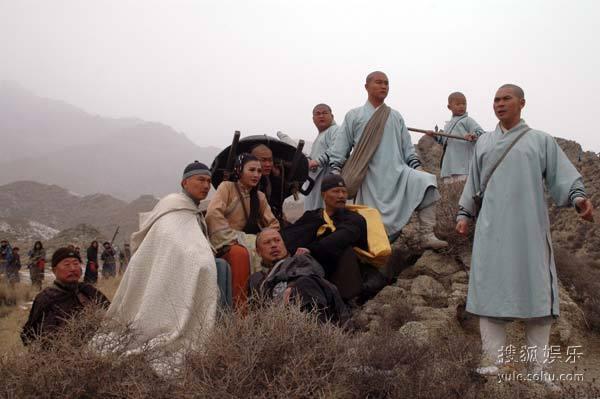 少林寺传奇3图片