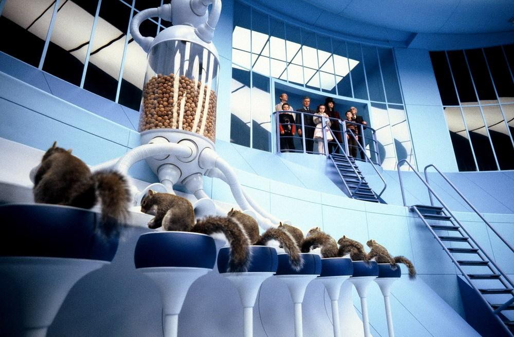 查理和巧克力工厂图片