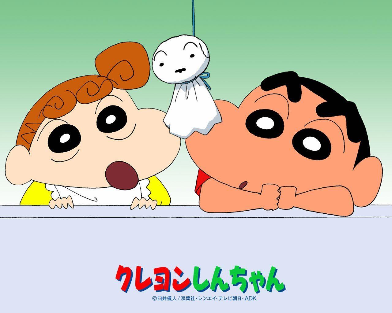 蜡笔小新(crayon shin chan) - 动漫图片   图片下载