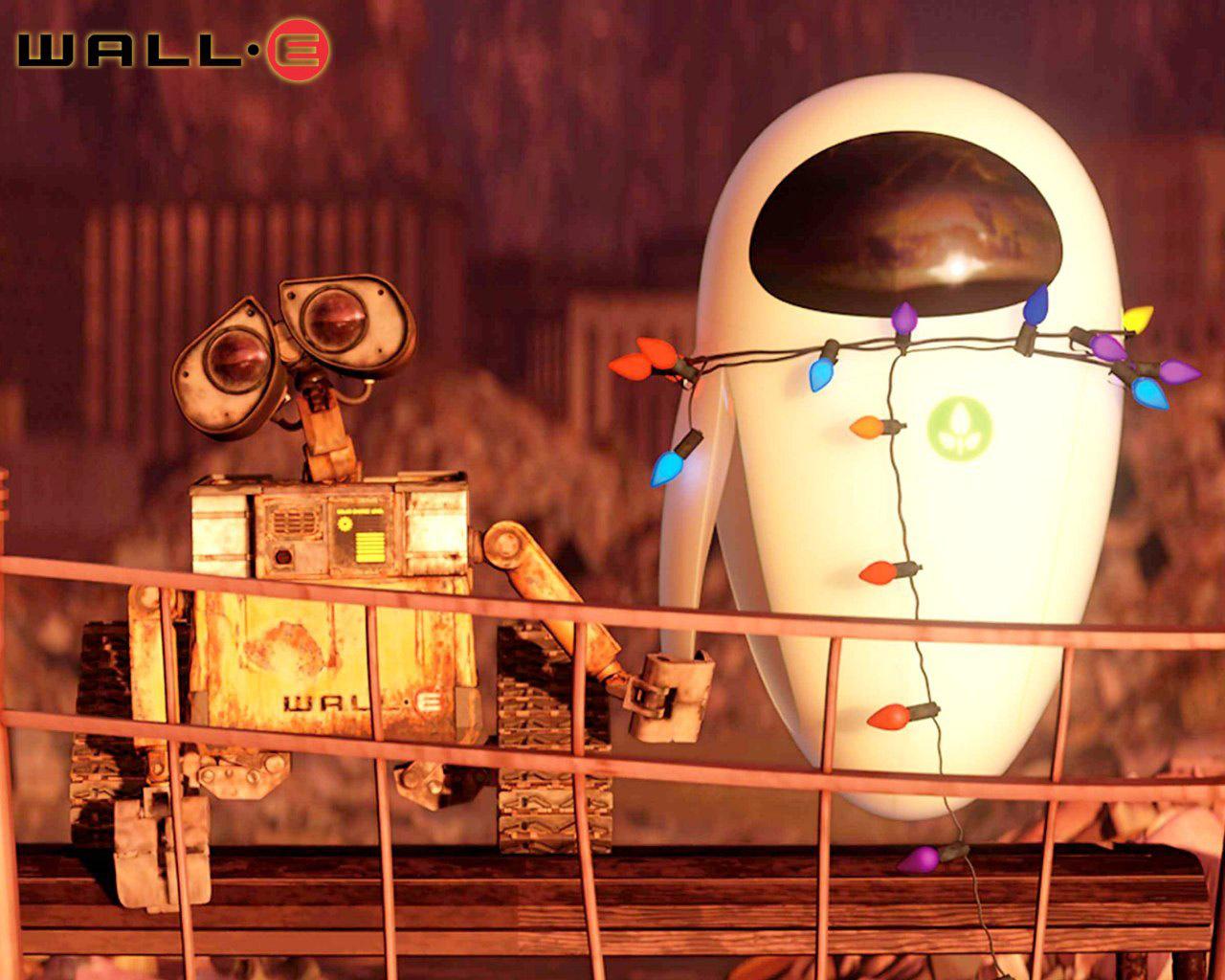 机器人总动员 WALL E 电影图片 电影剧照 高清海报 VeryCD电驴大全 -