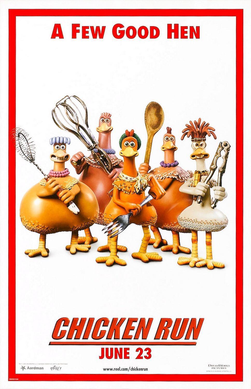 小鸡快跑(chicken run)