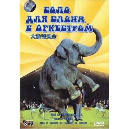 大象音乐会(cirkus v cirkuse)