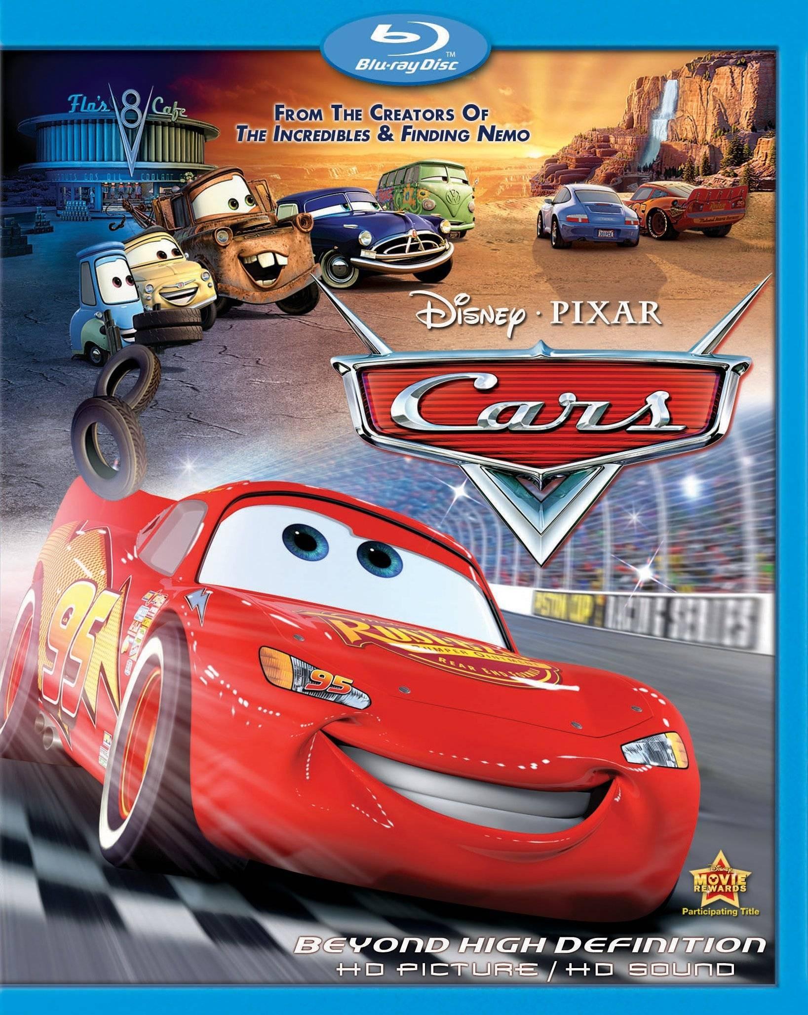 汽车总动员(cars) - 电影图片