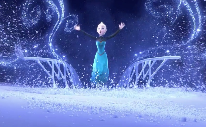 冰雪奇缘(frozen) - 电影图片