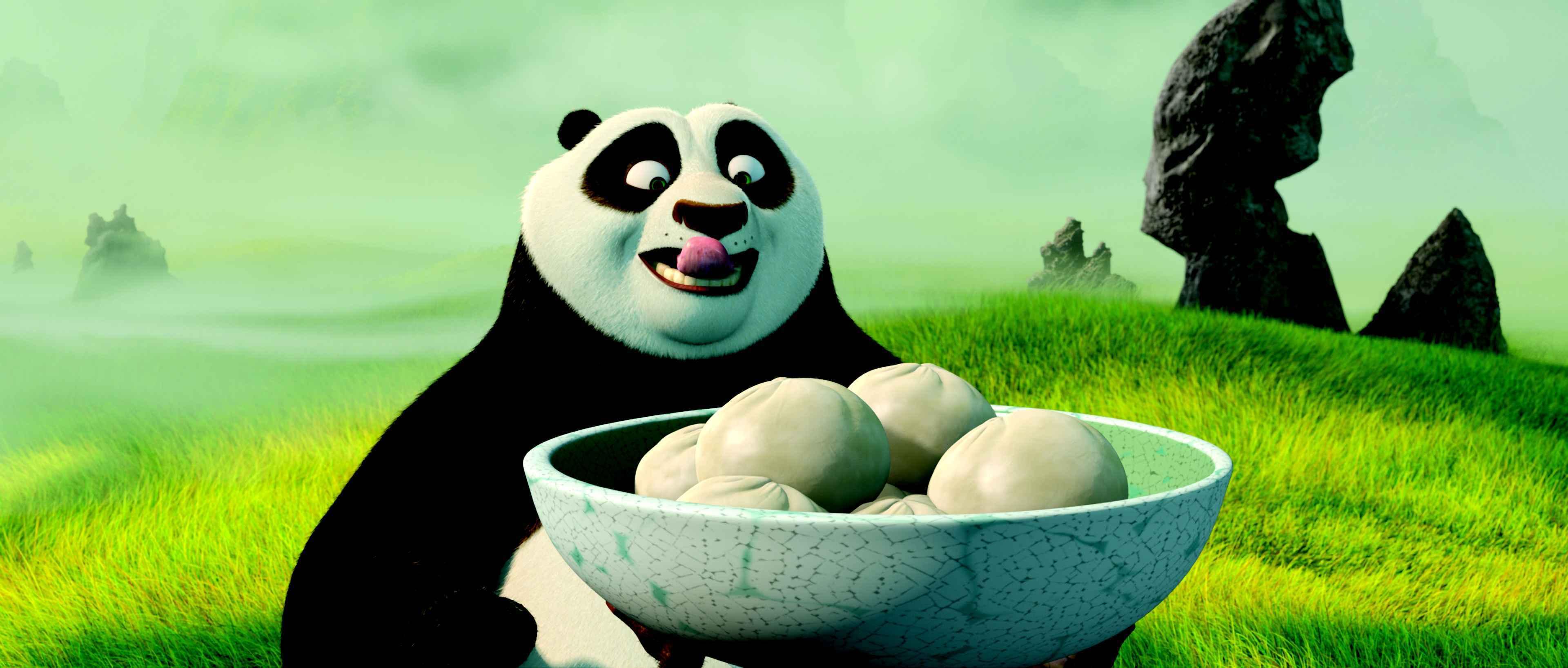功夫熊猫图片大全高清图片