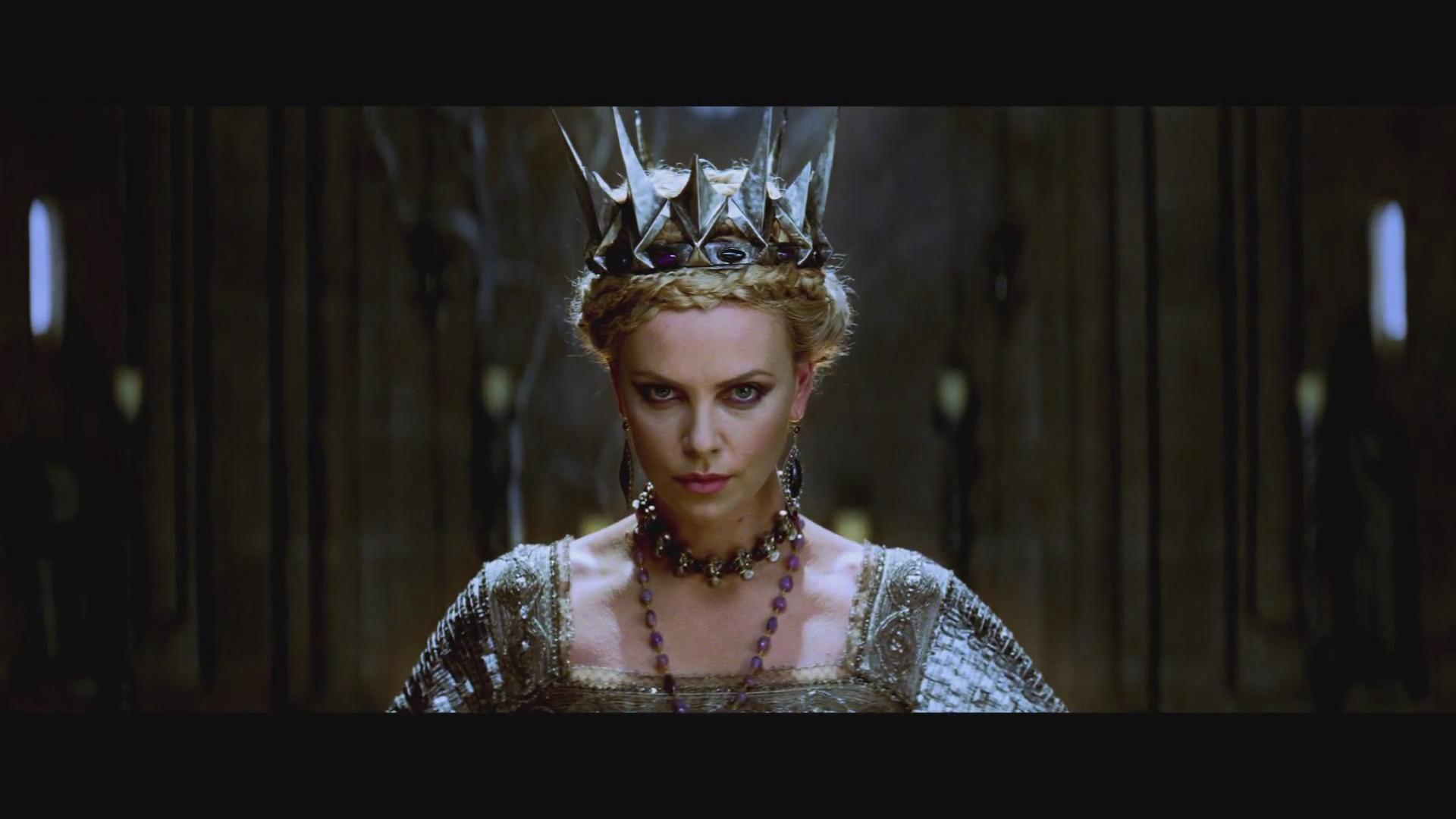 白雪公主與獵人_白雪公主彩色簡筆畫_童話鎮白雪公主