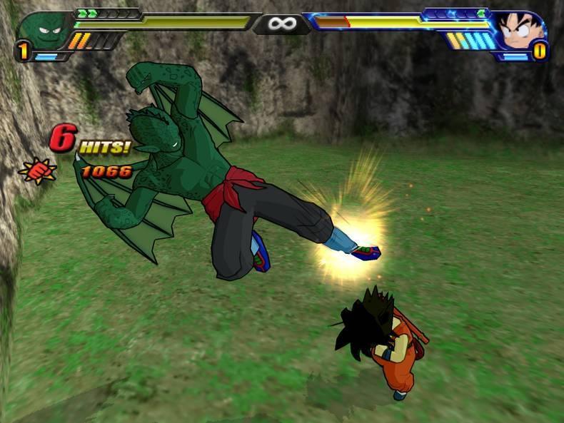 PS2游戏七龙珠z电光火石的R3键怎么摁出来