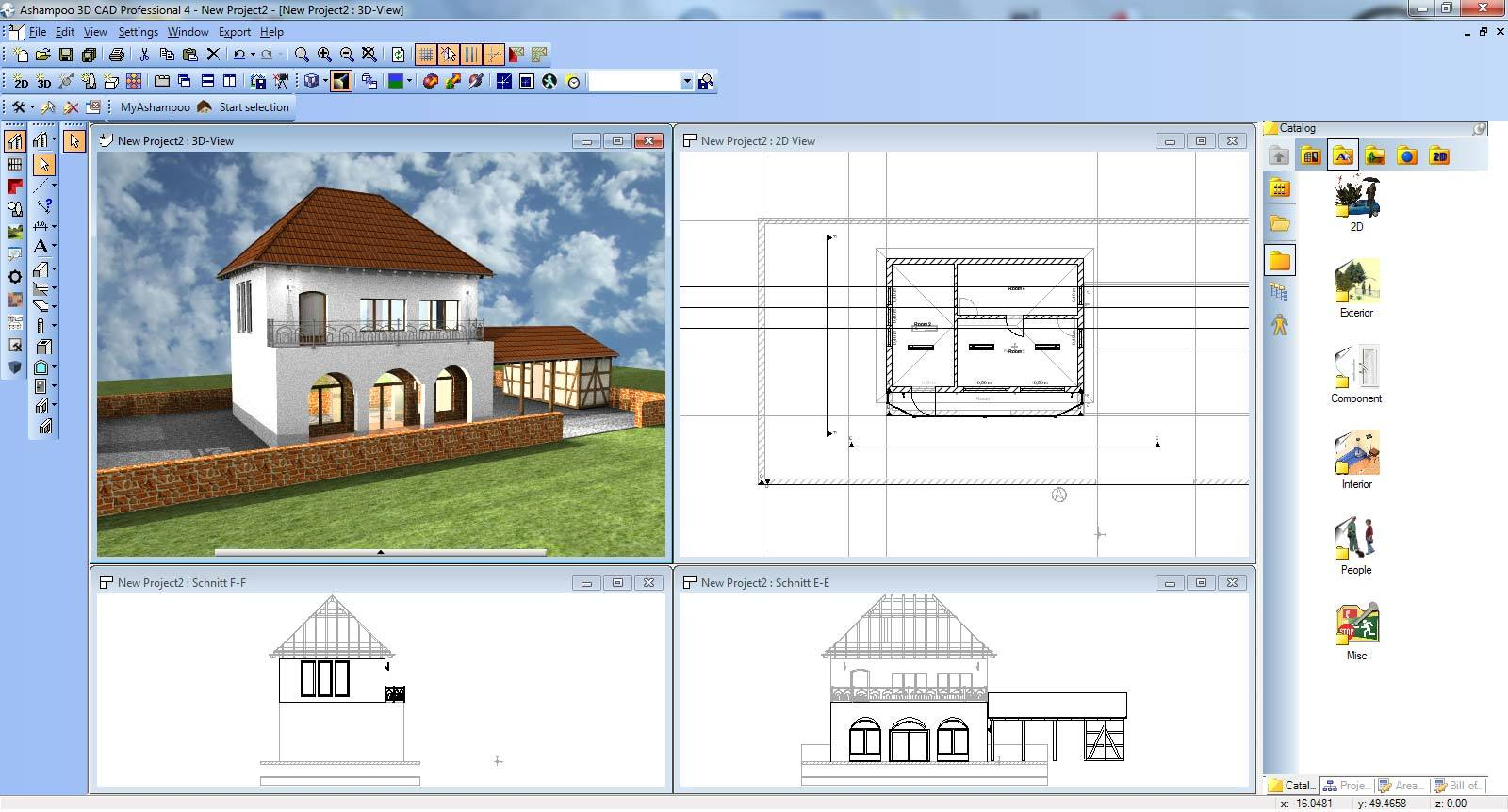 Broderbund 3d Home Architect Home Design Deluxe 6 Free Downloadd ...