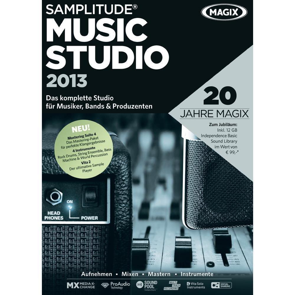 magix samplitude music studio 2013 v19.0.1.18 gratuit