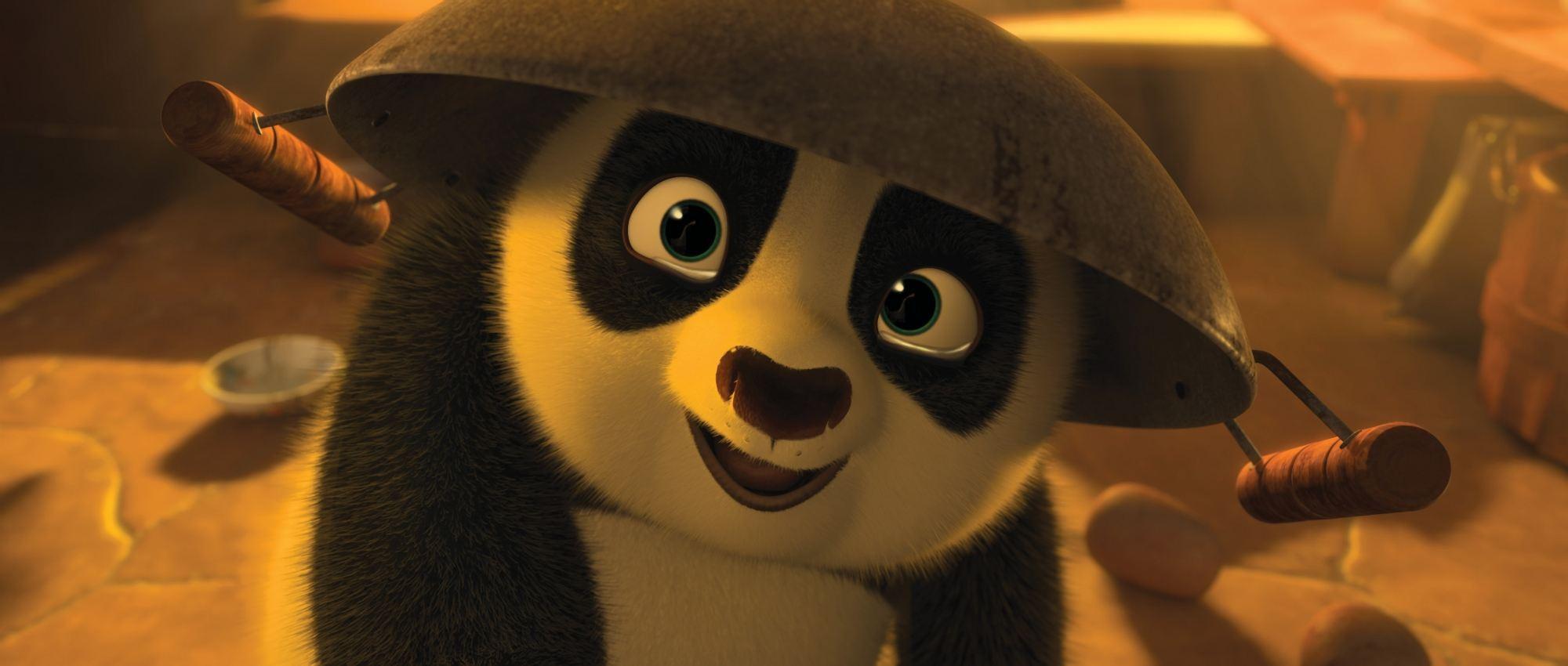 功夫熊猫2