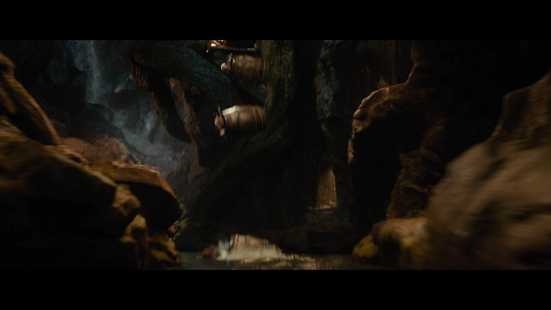 霍比特人2:史矛革荒漠