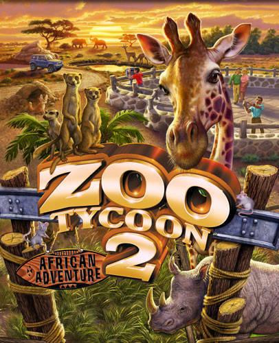 电驴大全 游戏 pc 动物园大亨2:非洲冒险