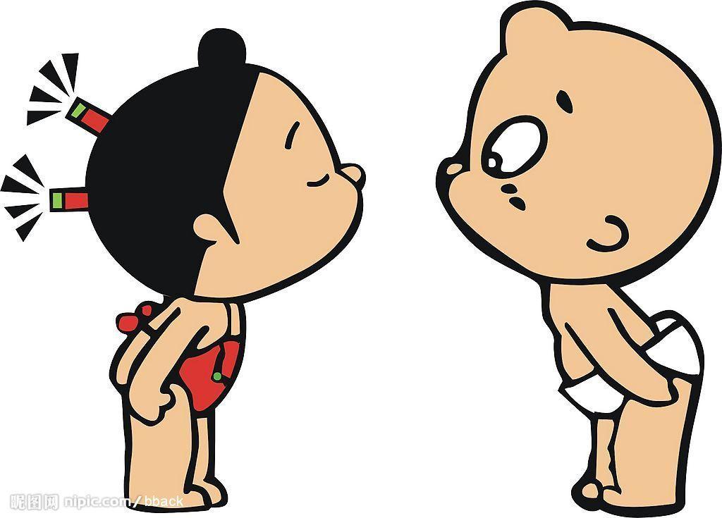 小破孩 - 动漫图片 | 图片下载