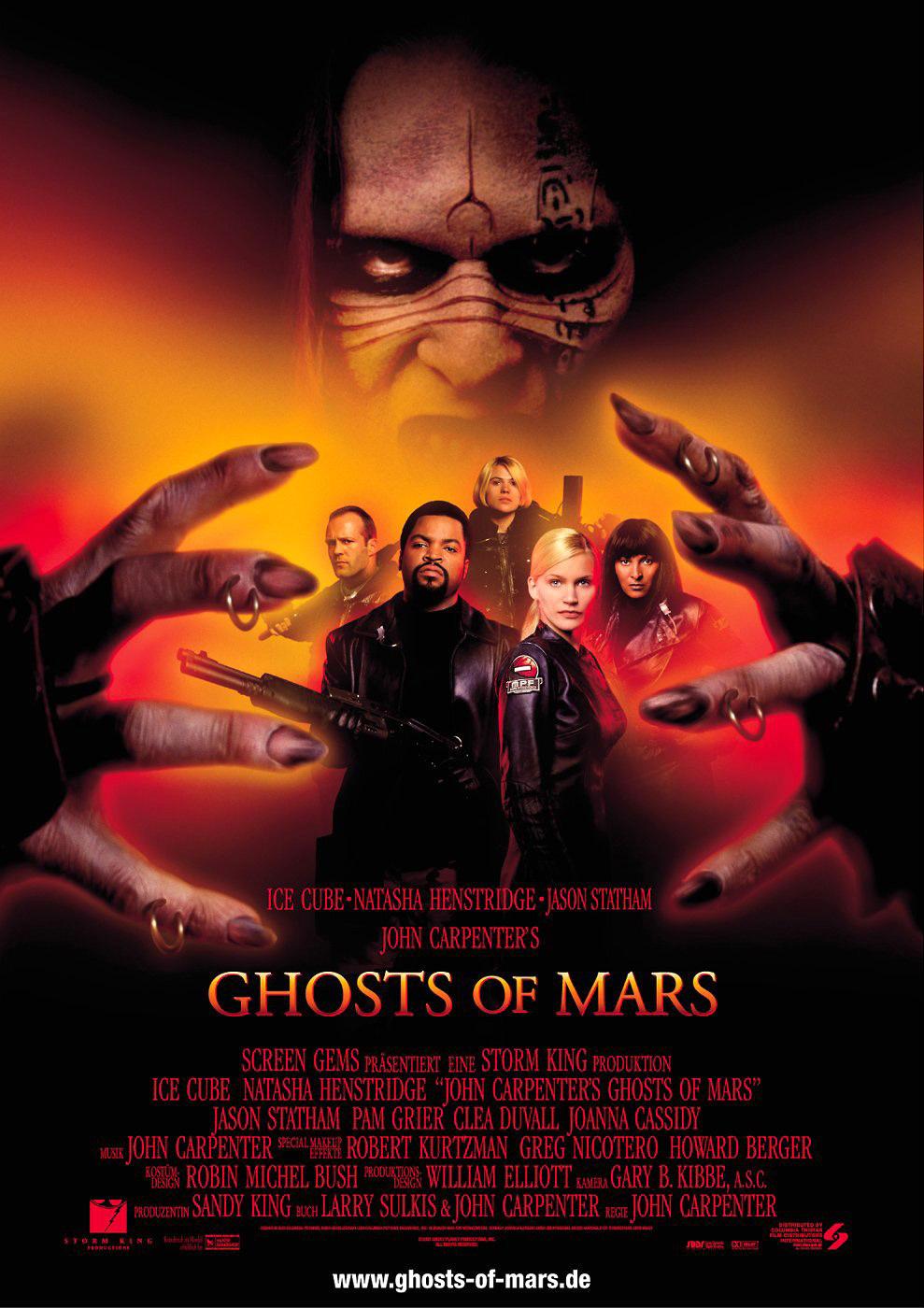 免费电影989_火星幽灵(ghosts of mars) - 电影图片 | 电影剧照