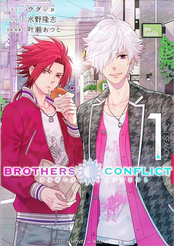 兄弟战争 brothers conflict