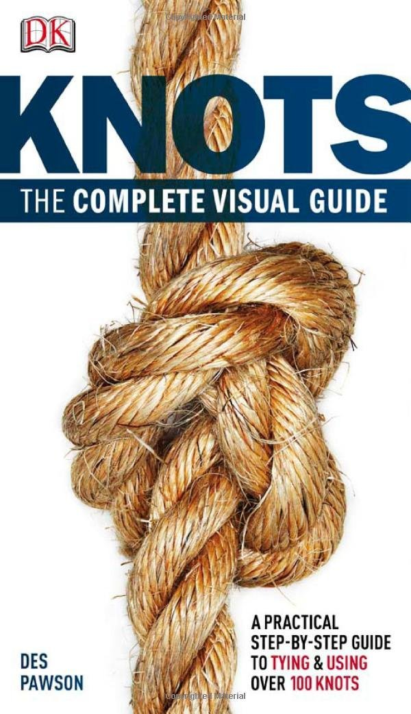 《结绳技术完全图解》(knots:the complete visual guide)第一版[pdf]