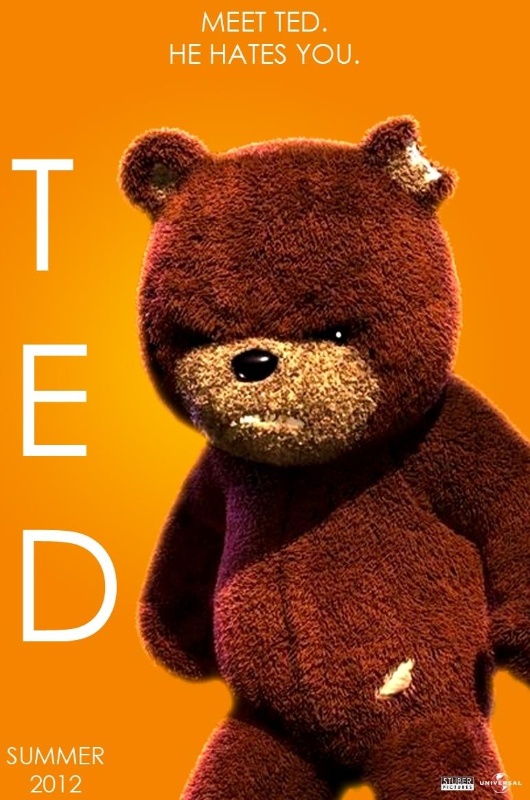 可爱生气熊