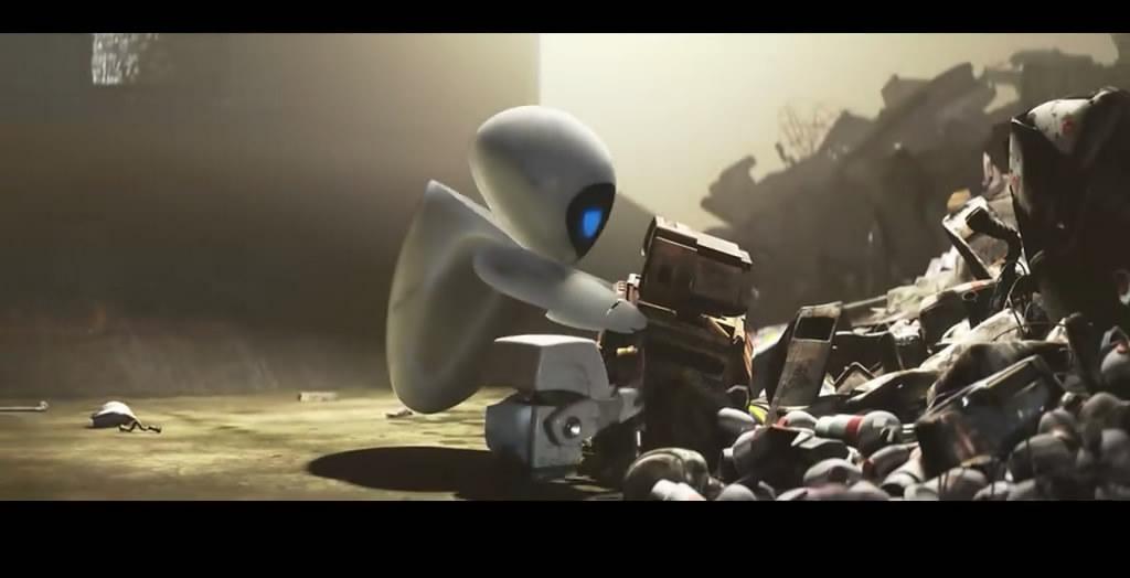 机器人总动员 图