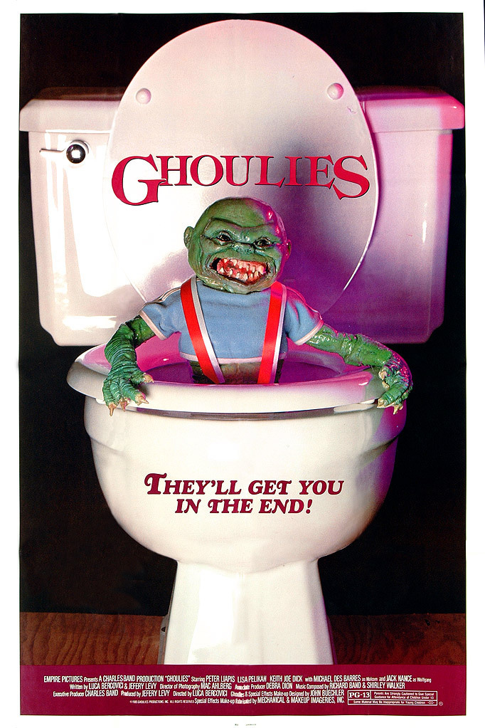马桶妖怪(ghoulies)