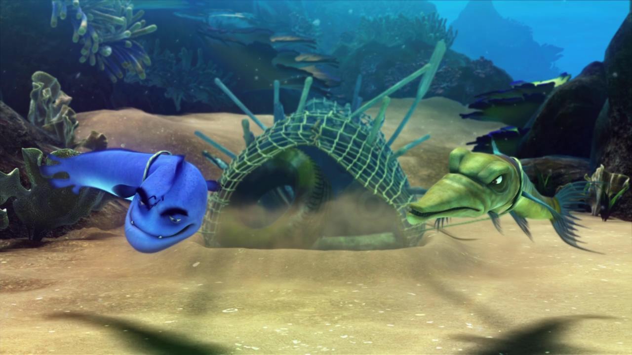 壁纸 动物 海底 海底世界 海洋馆 水族馆 鱼 鱼类 1280_720