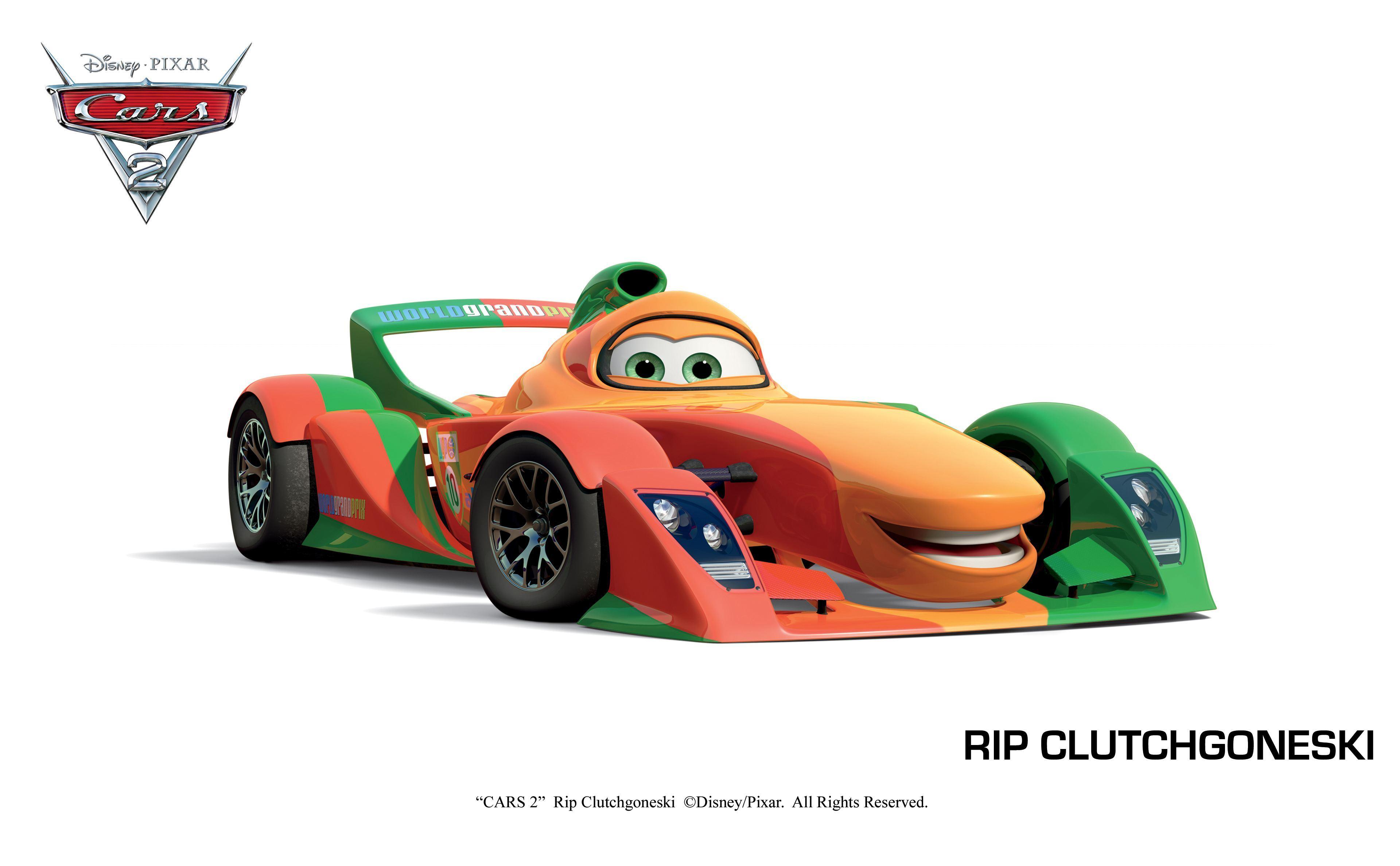Cn Racing Cars