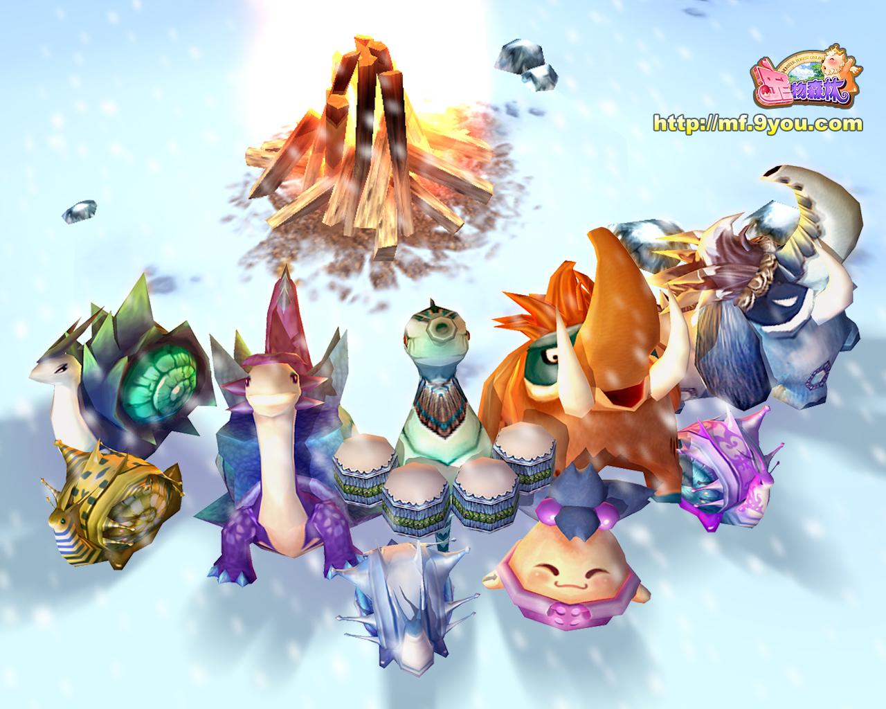 宠物森林 - 游戏图片 |