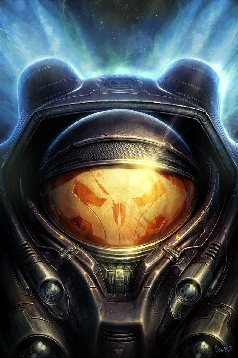 网易星际争霸2下载_星际争霸2:自由之翼(StarCraft 2: Wings of Liberty) - 游戏图片 | 图片 ...