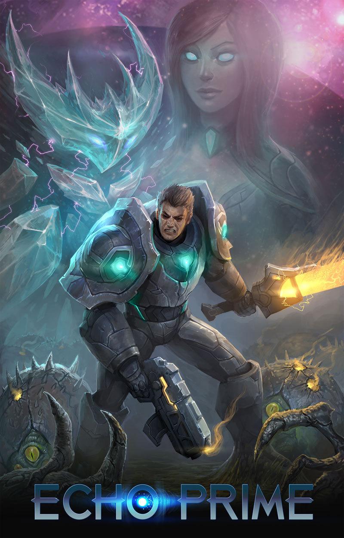 神秘种族(echo prime) - 游戏图片 | 图片下载 | 游戏