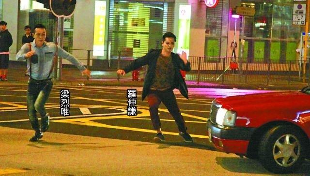 古惑仔:江湖新秩序 - 电影图片图片