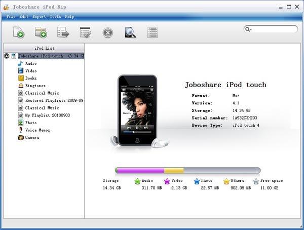 Joboshare.iPod.Rip.v3.2.0.1209.Incl.Keygen-Lz0 free download