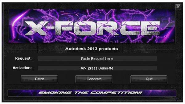 autocad civil 3d 2013 xforce keygen