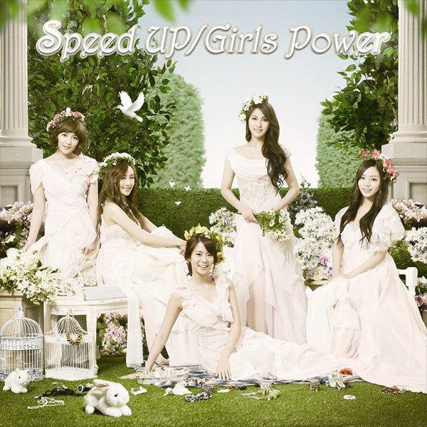 kara -《speed up/girls power》单曲(附pv)[mp3 aac]